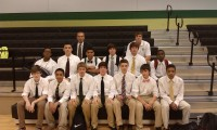 Junior Varsity Boys Basketball Team